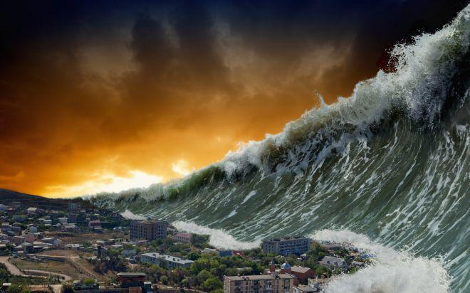 Sen o tsunami